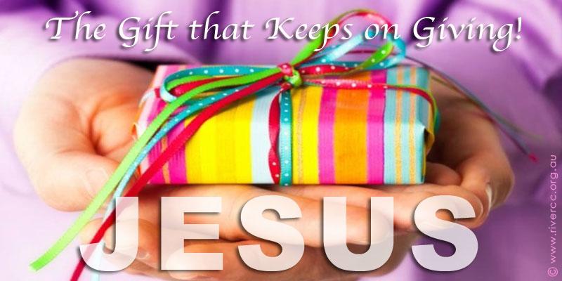 Jesus-gift